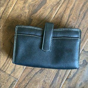 Accessories - Black wallet